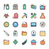 Networking Web User Interface and Internet Vector Icons 11