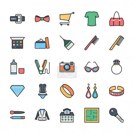 Networking, Web, User Interface and Internet Vector Icons 24