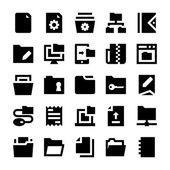 Files and Folders Vector Icons 1