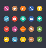 Glyphs Colored Vector Icons 45