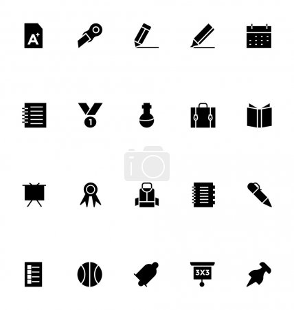 Education Vector Icons 5