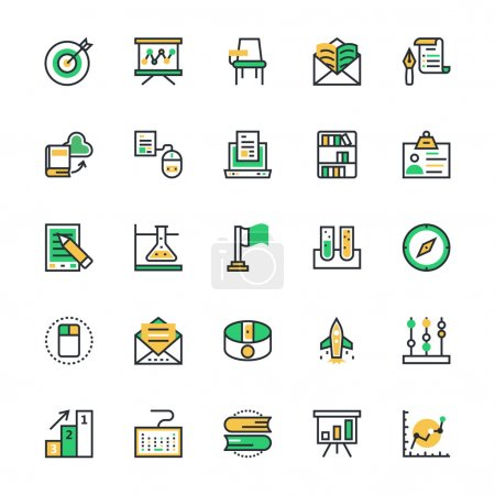 Education Vector Icons 4
