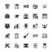 We are offering User Interface and Web icons set using for SEO Web development Hope you can find a great use for them in your web and interface projects
