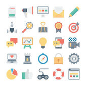 Update your business profile or create awesome marketing materials with this trendy Digital Marketing Vector Icons Pack