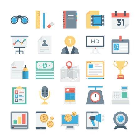 Digital Marketing Vector Icons 4