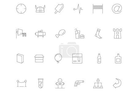 Line icons 17