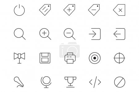 User Interface Icons 26