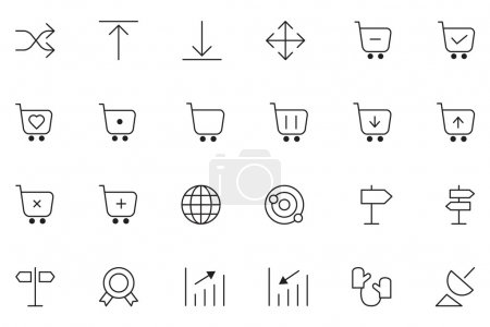 User Interface Icons 25