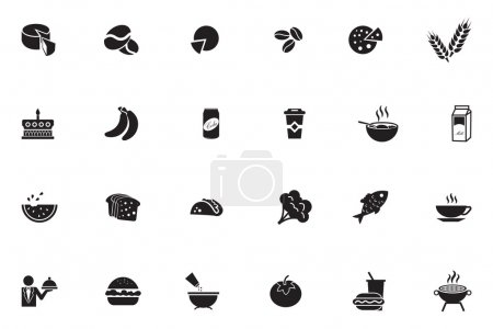 Food Vector Icons 3