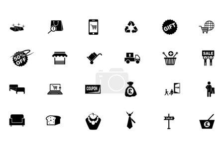 Shopping Vector Icons 4