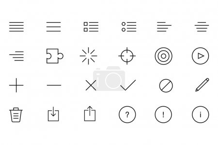 iOS and Android Vector Icons 5