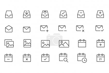 iOS and Android Vector Icons 3