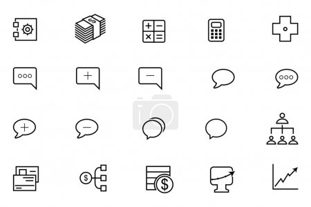 iOS and Android Vector Icons 12