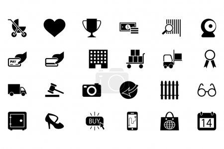 Shopping Vector Icons 2