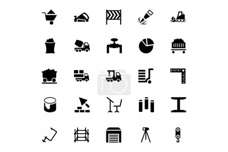 Construction Vector Icons 5