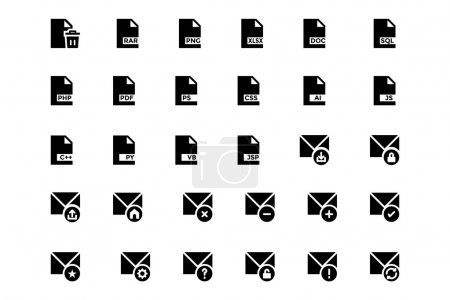 Documents Vector Icons 2