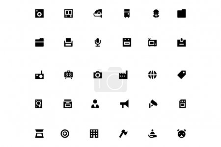 Mini Vector Icons 26