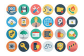 Security Flat Colored Icons 1