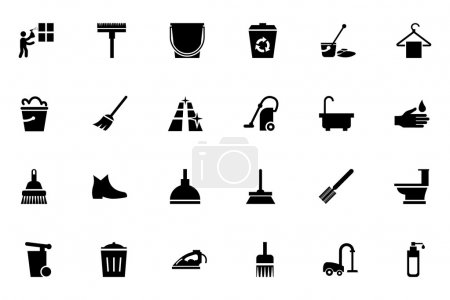 Cleaning Vector Icons 2