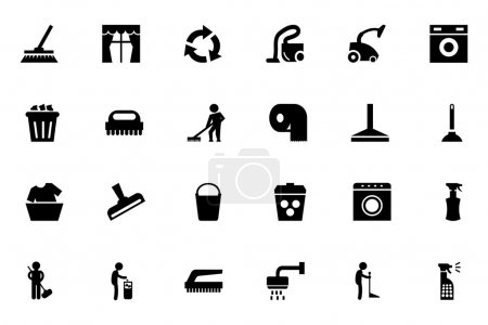 Cleaning Vector Icons 1