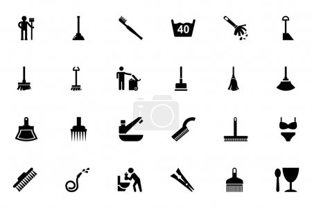 Cleaning Vector Icons 3