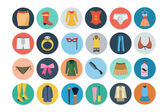 Fashion Flat Icons 2