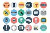 This Electronics Icon Pack is absolutely bursting with vector resources that you will love to use for your next technology electrical appliances and electronics related project