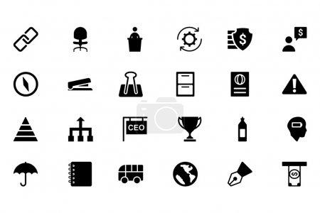 Business Vector Icons 6