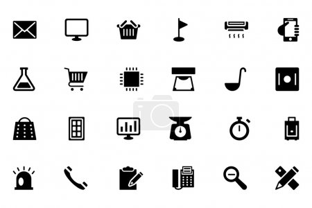 Tools Vector Icons 2