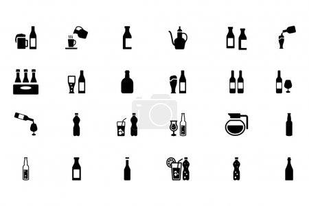 Drinks Vector Icons 4