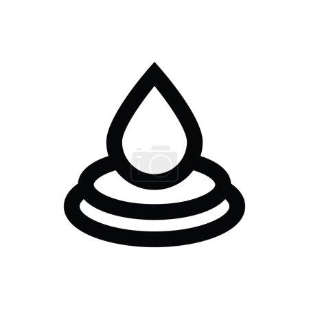 Droplet Vector Icon