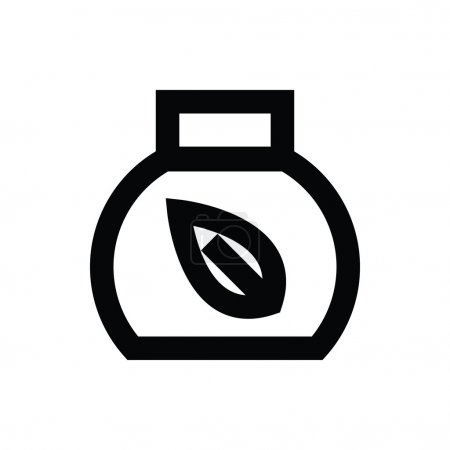 Spa Ointment Vector Icon