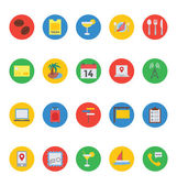 Hotel and Restaurant Vector Icons 3