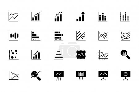 Data Analytics Vector Icons 2