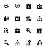 Get your next staff management vector icons! Set of vectors that are great for presentations web design web apps mobile applications or any type of design projects