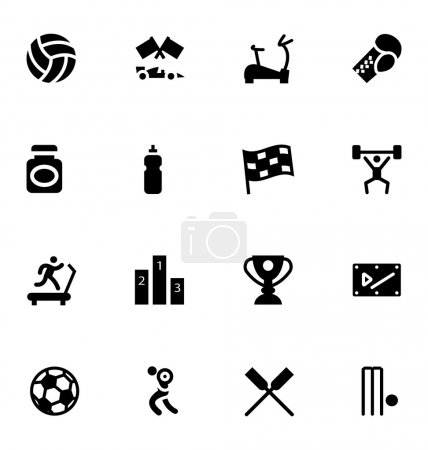 Sports Vector Icons 5