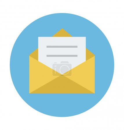 Email Colored Vector Icon