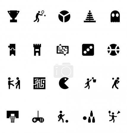 Video Game Vector Icons 2