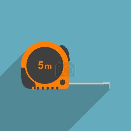 Industrial measure tape
