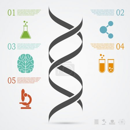 DNA infographic