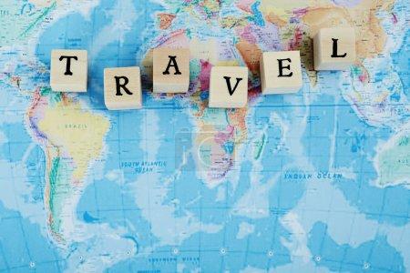 Voyage expliqué en blocs