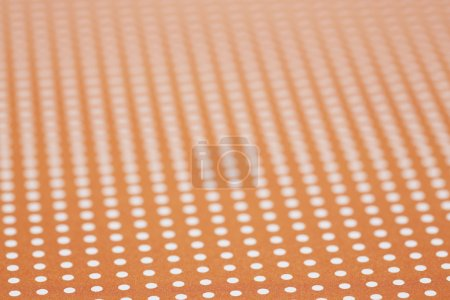 White spotted textile
