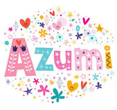 Azumi - a feminine Japanese given name