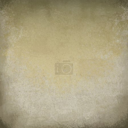 Paper wall yellow grunge