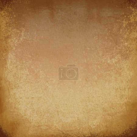 Golden grunge wall