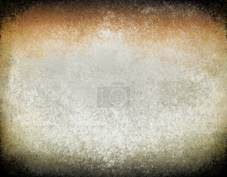 Old rusty parchment brown background