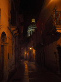 The old town of Ragusa Ibla