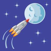 rocket spaceship spaceship