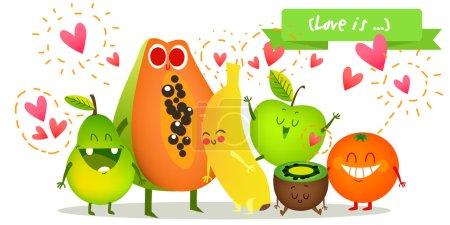 Summer  Healthy food