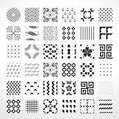 Set different seamless patterns